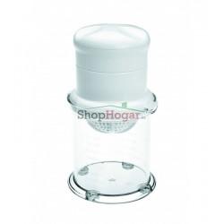 Exprimidor manual con vaso Lacor.