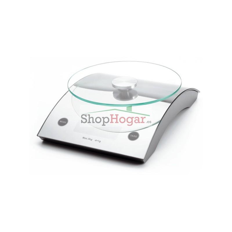 B scula digital de cocina de lacor for Bascula cocina profesional