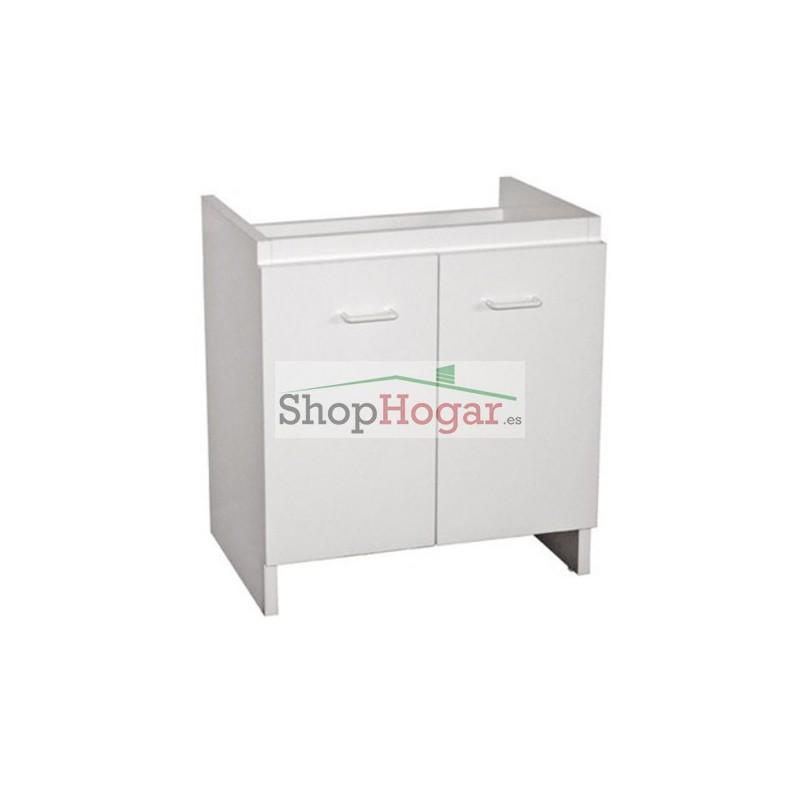 Mueble para lavadero porcelana 75 x 60 cm iside galassia for Lavadero porcelana