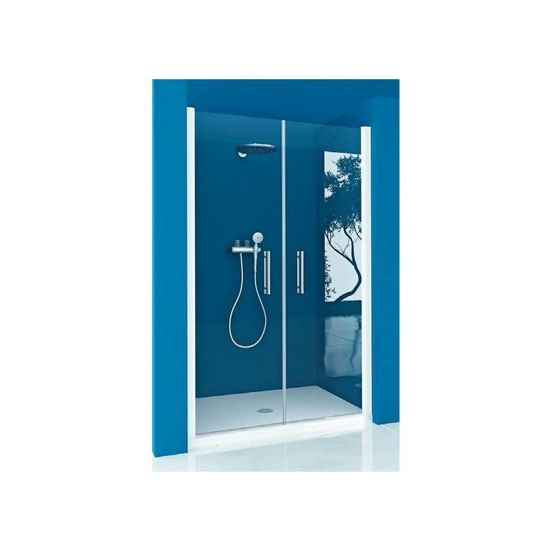 Mamparas de ducha puertas abatibles great mampara de - Mamparas de ducha puertas abatibles ...