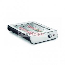 Tostadora eléctrica Horizontal Pro 600 W Lacor.