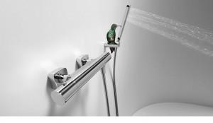 El grifo termost tico confort y ahorro energetico - Como funciona grifo termostatico ...