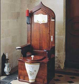 asiento trono