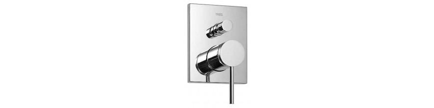 Grifer a empotrada termost tica de ba era para pared - Griferia termostatica precios ...