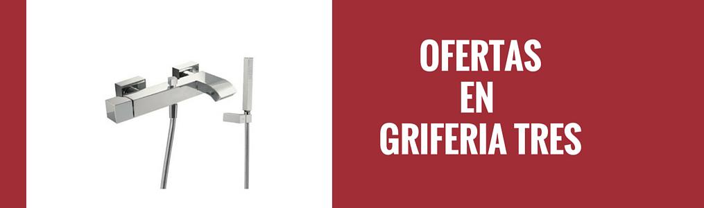 Tres griferia fregaderos luisina grifo osmosis tres vias for Griferia economica precios